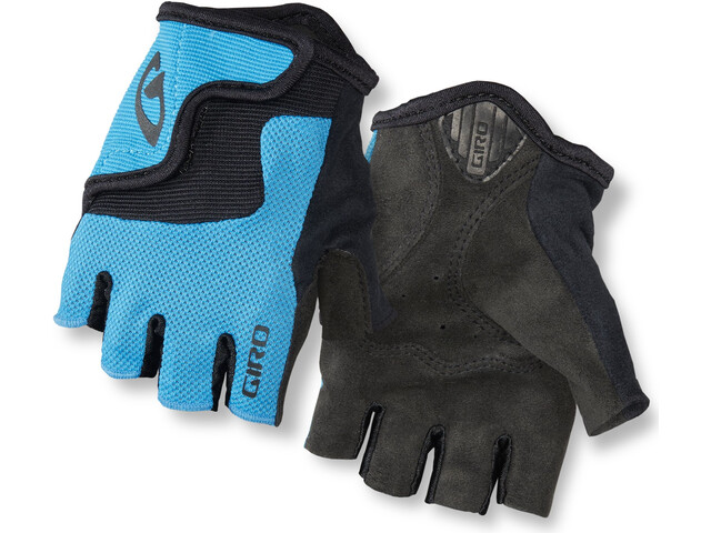 Giro Bravo Gloves Kinder blue jewel